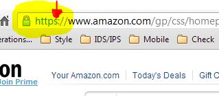 Secure URL