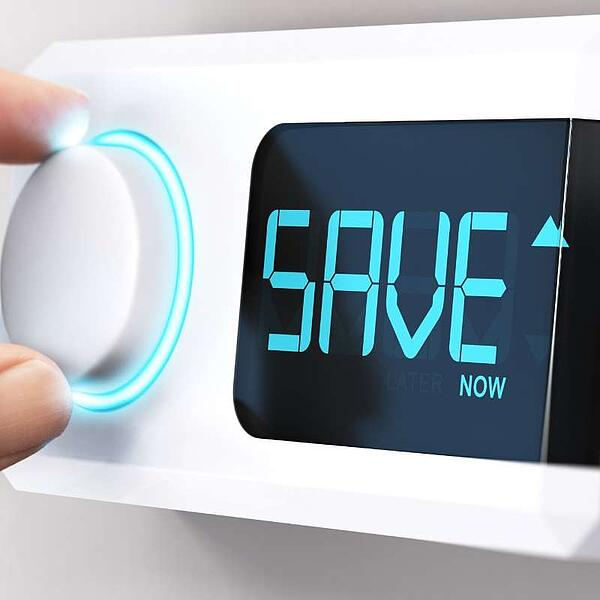 thermostat as a holiday gift to save money