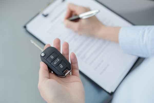 car-lease-key