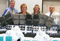 blanket donation