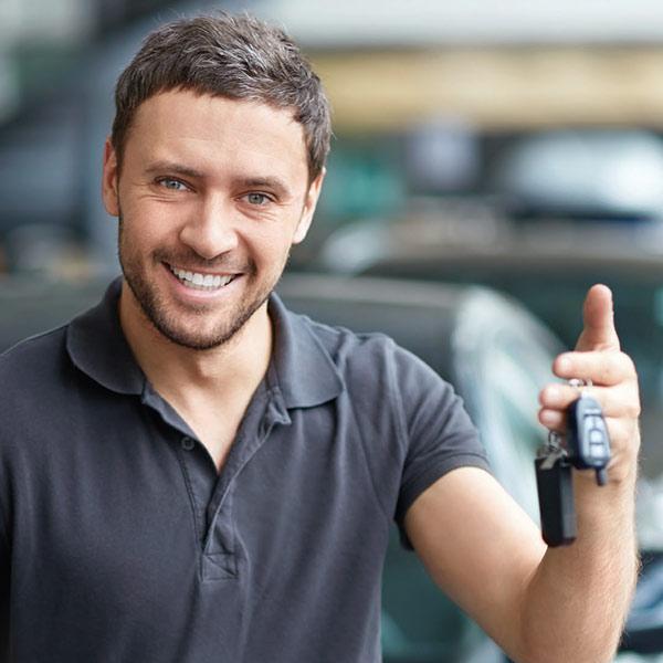 Man happy with Hanscom FCU car loan