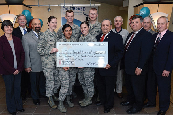Board Memorial Award Provides $1,500 for Enlisted Air Force Personnel