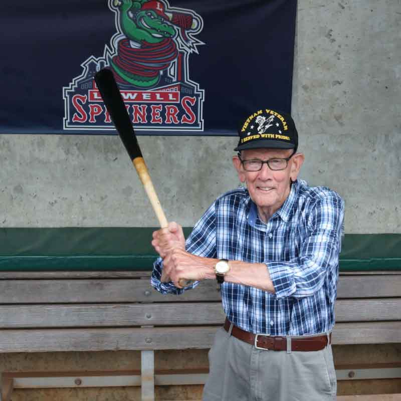 WWII Vet Henry Benson is a Hero Among Us