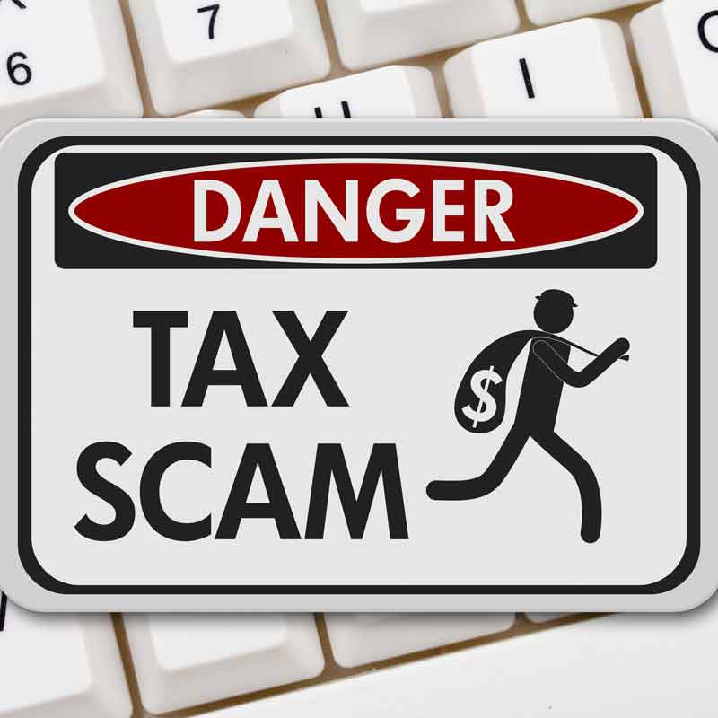 Scam Alert: Beware Of The Fake IRS Refund Check