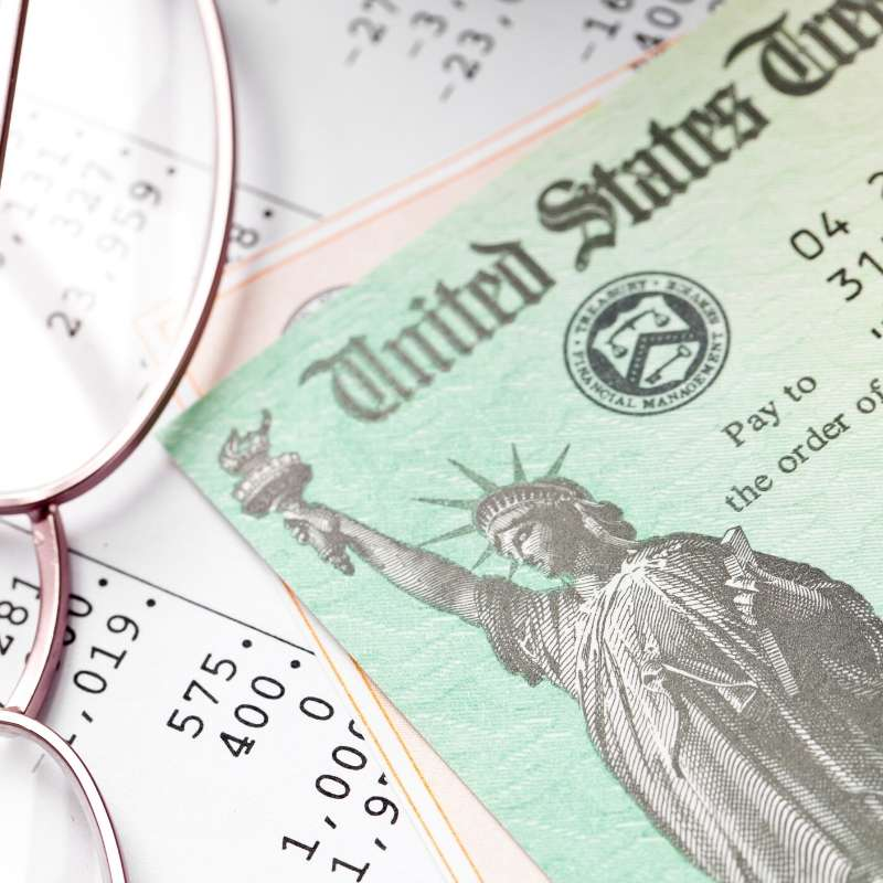 What to Do With a Stimulus Check for a Deceased Family Member