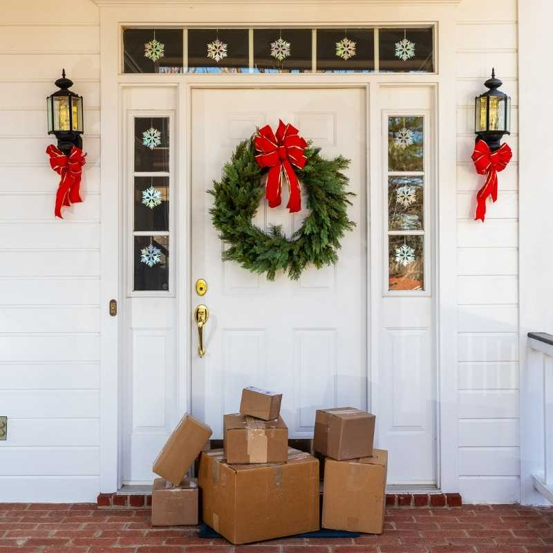 6 Steps to Avoid Package Theft
