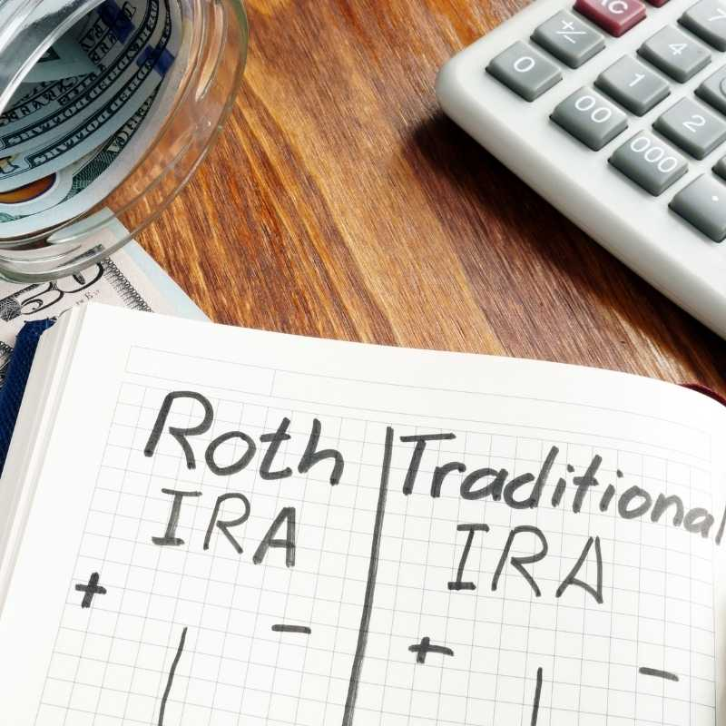 The Difference Between Traditional And Roth IRAs