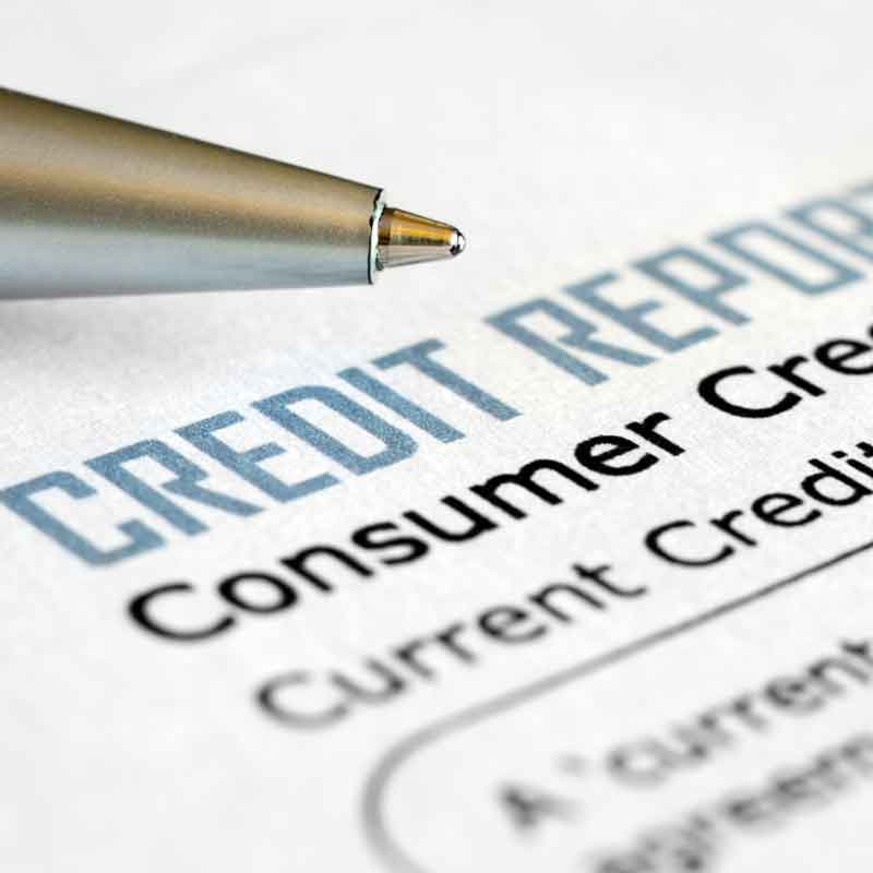 copy of credit report